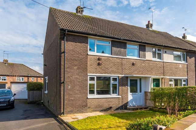 3 bed semi-detached house for sale in St James Drive, Horsforth LS18