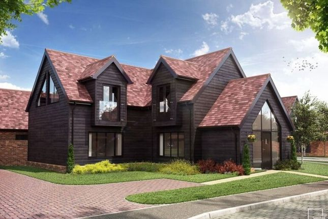 Thumbnail Detached house for sale in Willow's Rest, Northill Meadows, Ickwell Road, Northill