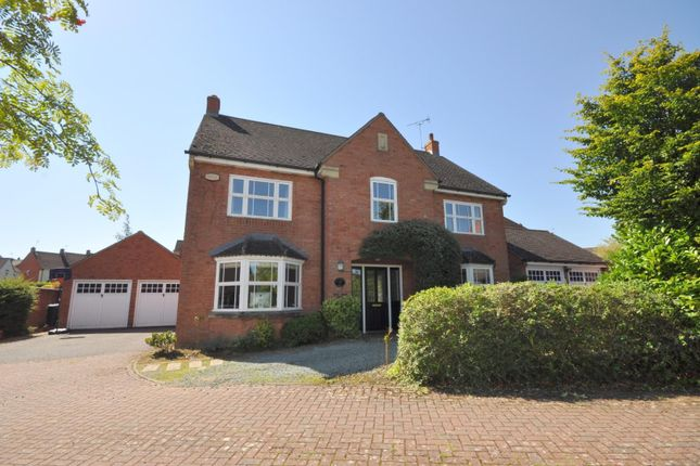 Thumbnail Detached house to rent in Old Gorse Way, Mawsley, Kettering