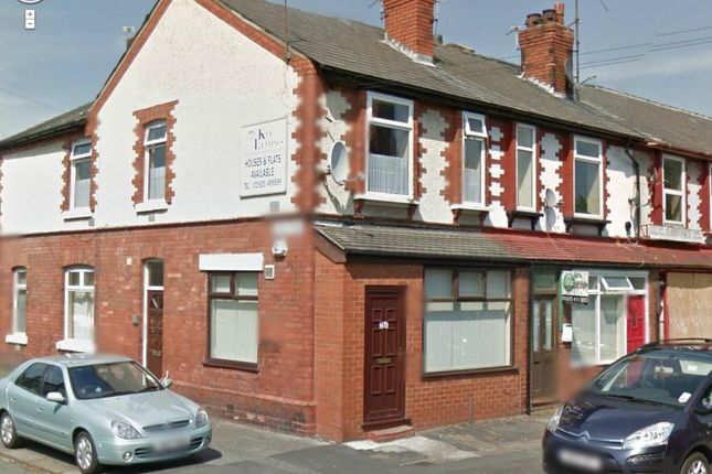 Thumbnail Flat to rent in Rock Road, Warrington
