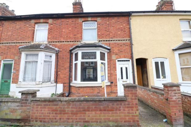 2 bed terraced house to rent in Cromwell Road, Rushden NN10