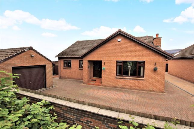 Thumbnail Detached bungalow for sale in Butler Wynd, Bellshill
