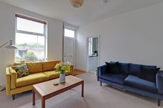 Living Room of Broad Street, Todmorden OL14