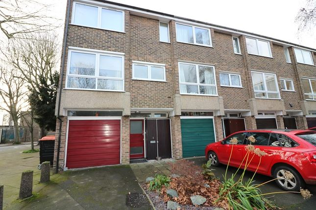 Thumbnail Town house to rent in Deena Close, Queens Drive, London, Greater London.