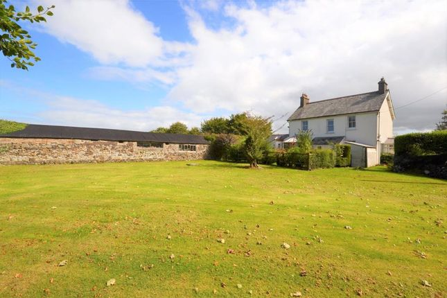 Thumbnail Detached house for sale in Sherwell, Callington, Cornwall