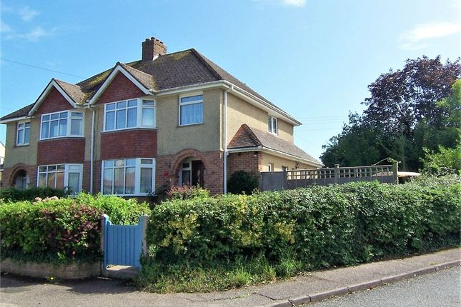 Thumbnail Semi-detached house for sale in Newlands Park, Seaton