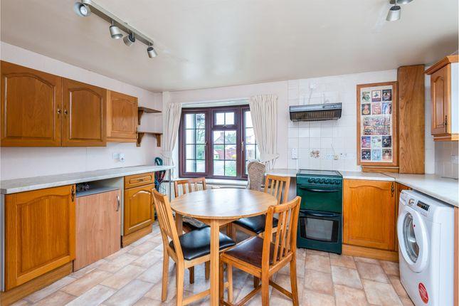 Kitchen Diner: of Marston Common, Marston Montgomery, Ashbourne DE6