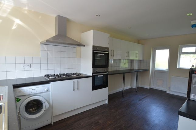 Thumbnail Semi-detached house to rent in Roughton Close, Kettering