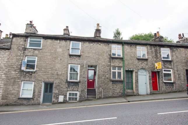 Thumbnail Terraced house for sale in 6 Windermere Road, Kendal, Cumbria