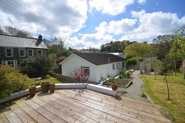 Thumbnail Detached bungalow for sale in Water Lane, St. Agnes