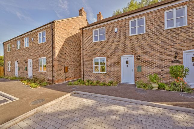 Thumbnail Semi-detached house for sale in Crown View, Hodgebower, Ironbridge