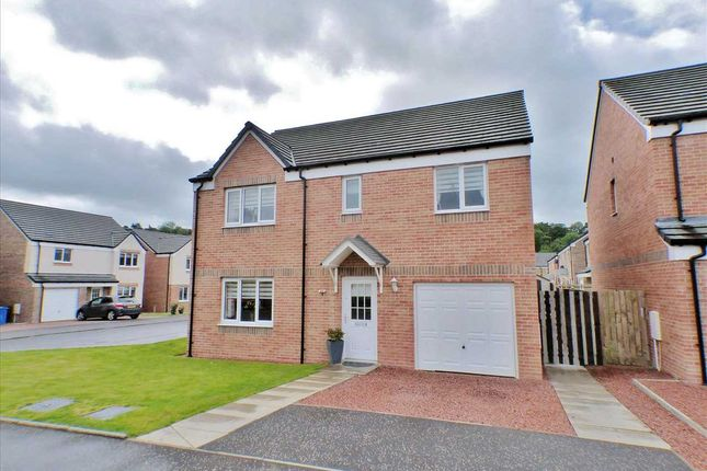 Thumbnail Detached house for sale in Glenmill Crescent, Darnley, Glasgow