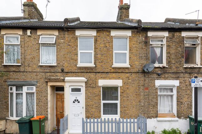 Thumbnail Property for sale in Exning Road, London