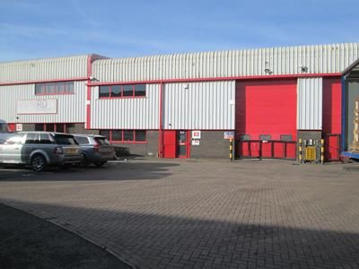 Thumbnail Light industrial to let in Knights Park, Knight Road, Strood, Rochester, Kent