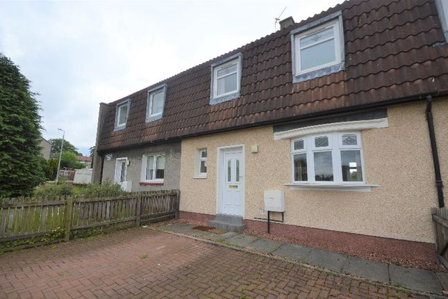 Thumbnail Terraced house to rent in Eastfield Road, Carluke, South Lanarkshire