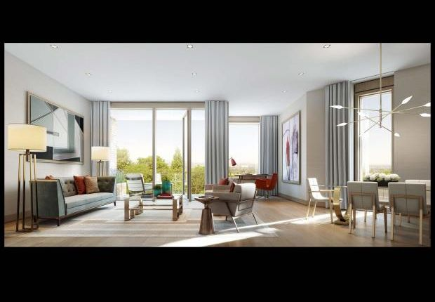 Thumbnail Flat for sale in West Heath Road, Hampstead, London