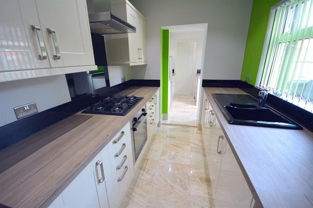 Thumbnail Terraced house for sale in Wear View, Toronto, Bishop Auckland