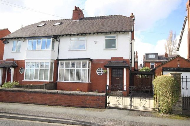 Thumbnail Semi-detached house for sale in Rutland Road, Walkden, Manchester