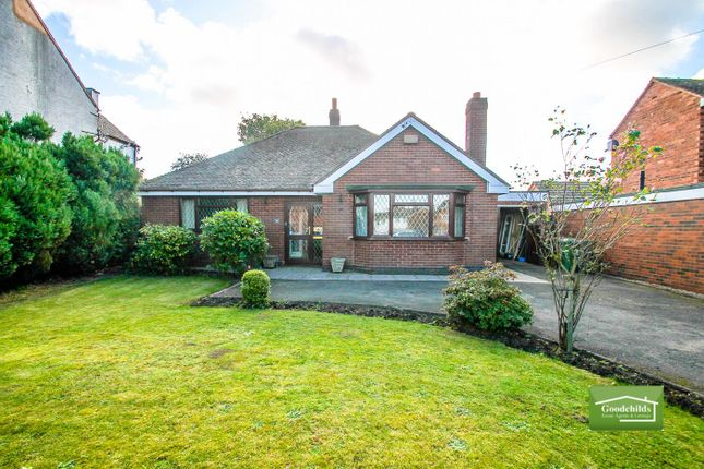 Thumbnail Detached bungalow for sale in Lichfield Road, Brownhills, Walsall