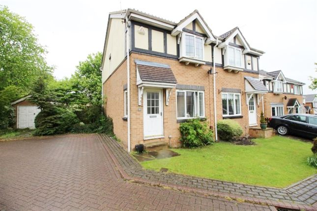 Thumbnail Semi-detached house to rent in Earlswood Mead, Pudsey