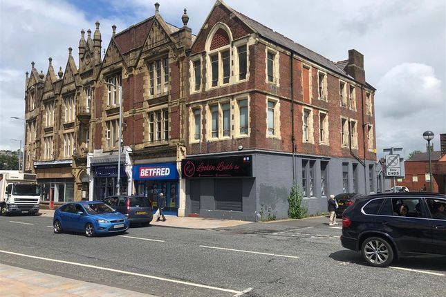 Thumbnail Retail premises for sale in 21 And 23 Railway Road, Blackburn