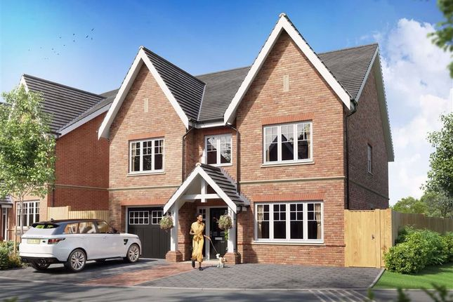 4 bed detached house for sale in St Edwards Gate, Cuffley Hill, Cuffley, Hertfordshire EN7