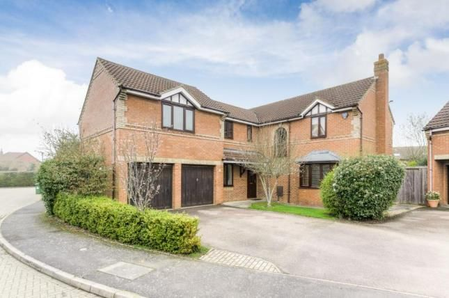 Thumbnail Detached house for sale in Quilter Meadow, Old Farm Park, Milton Keynes
