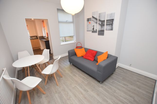 Thumbnail 4 bed terraced house to rent in Manchester Street, Derby