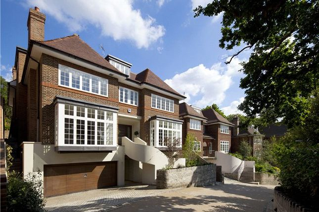 Thumbnail Detached house for sale in Telegraph Hill, Platts Lane, London