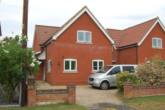 Thumbnail Detached house for sale in Through Duncans, Woodbridge
