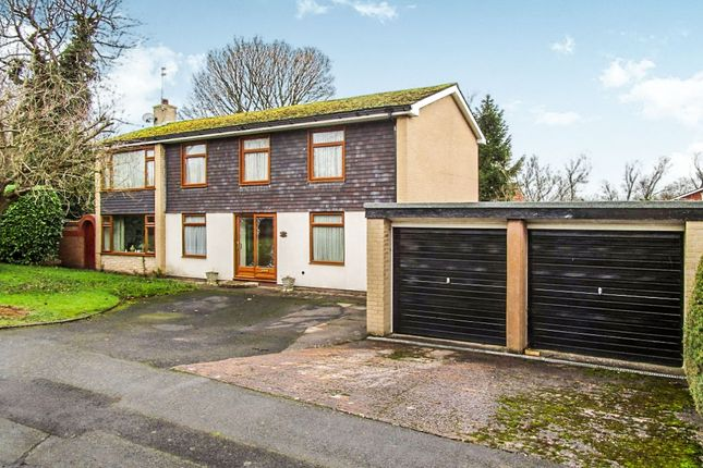 Thumbnail Detached house for sale in End Hall Road, Tettenhall, Wolverhampton