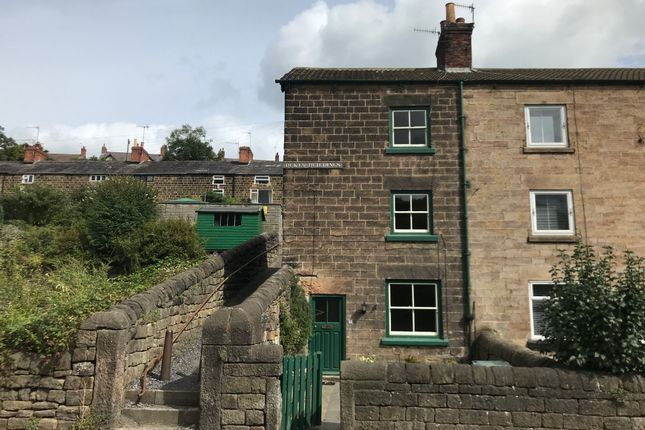 Thumbnail Town house to rent in Milford, Belper