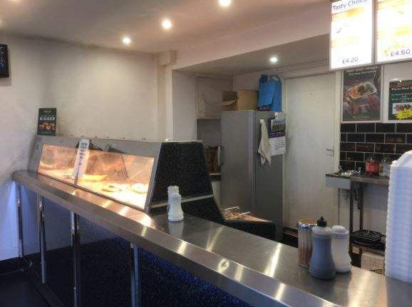 Thumbnail Restaurant/cafe for sale in Blackburn BB1, UK