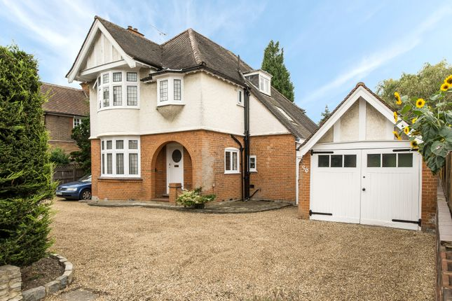 Thumbnail Detached house for sale in Upper Brighton Road, Surbiton