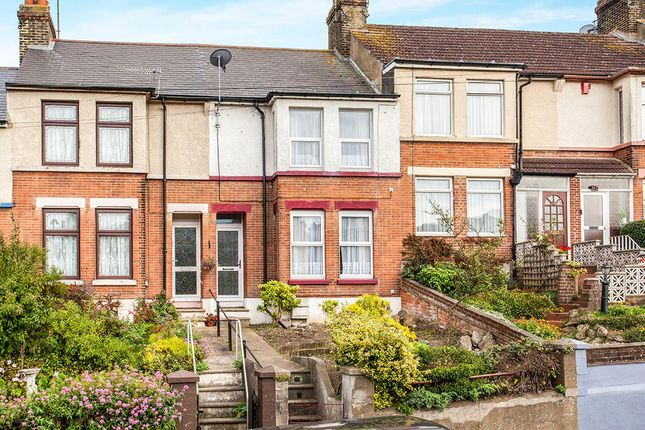 Thumbnail Terraced house for sale in Magpie Hall Road, Chatham