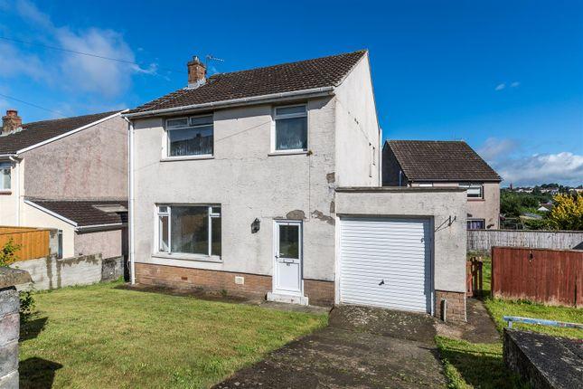 Thumbnail Detached house for sale in Woodlands Park, Merlins Bridge, Haverfordwest