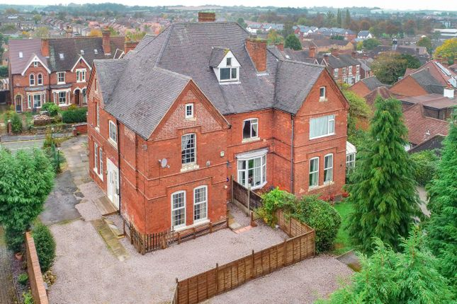 Thumbnail Detached house for sale in Burton Road, Ashby De La Zouch