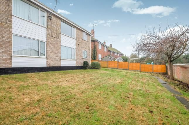 Thumbnail Flat for sale in Beccles, Suffolk