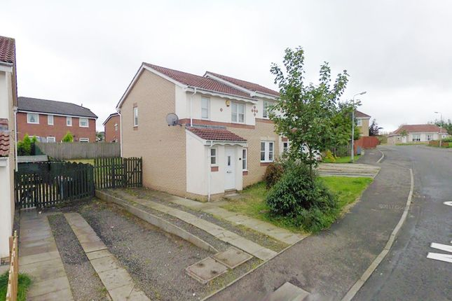 Thumbnail Semi-detached bungalow for sale in 47, Murray Crescent, Newmains ML29Bj