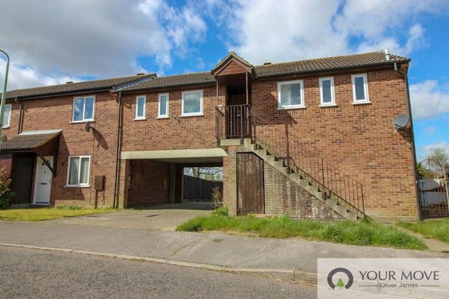 Thumbnail Studio to rent in Harebell Way, Lowestoft