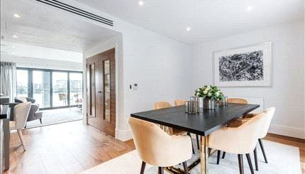 Thumbnail Town house to rent in Palace Wharf, Rainville Road