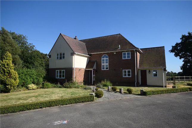 Thumbnail Detached house to rent in Pepples Lane, Wimbish, Saffron Walden