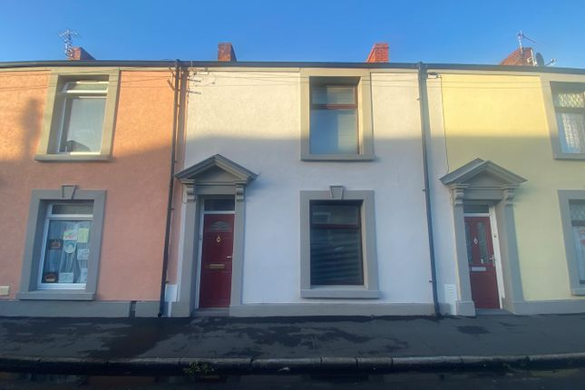 Thumbnail Terraced house to rent in Rodney Street, Swansea