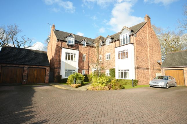 Thumbnail Flat for sale in Whitchurch Lane, Dickens Heath, Shirley, Solihull