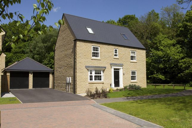 "Thumbnail Detached house for sale in ""Moorecroft"" at Bodington Way, Leeds"