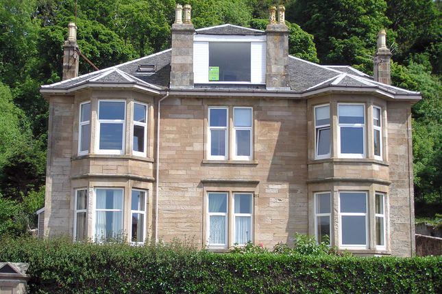 Thumbnail Flat for sale in Marine Parade, Millport, Isle Of Cumbrae