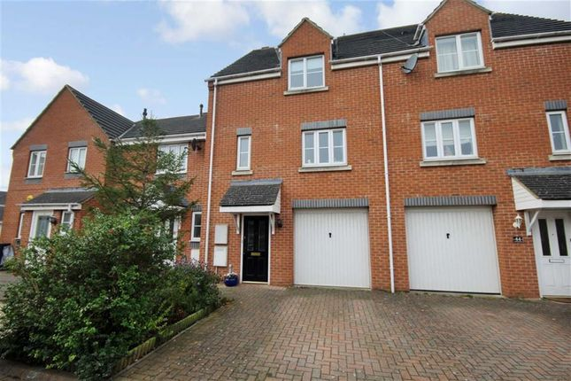 Thumbnail Terraced house for sale in Hatch Road, Stratton, Wiltshire