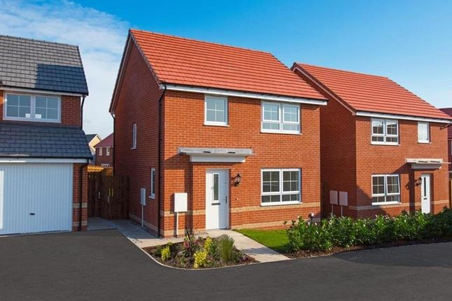 "Thumbnail Detached house for sale in ""Collaton"" at Bedewell Industrial Park, Hebburn"