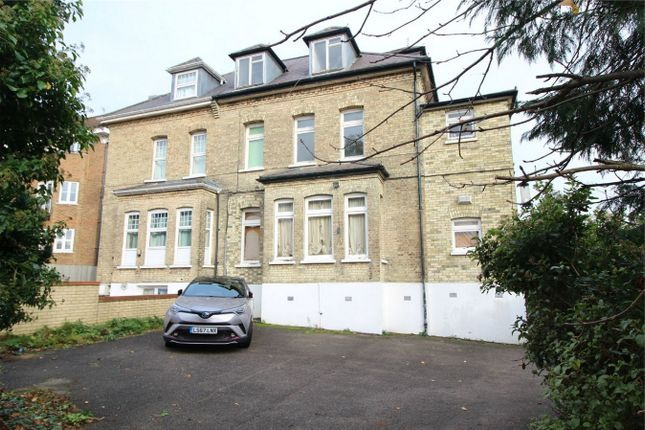 Thumbnail Flat for sale in 39 Bycullah Road, Enfield, Middlesex
