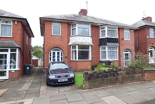 Thumbnail Semi-detached house to rent in Bristol Road South, Rubery